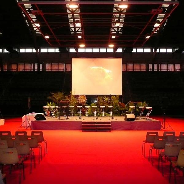 Convention, conférence, congrès