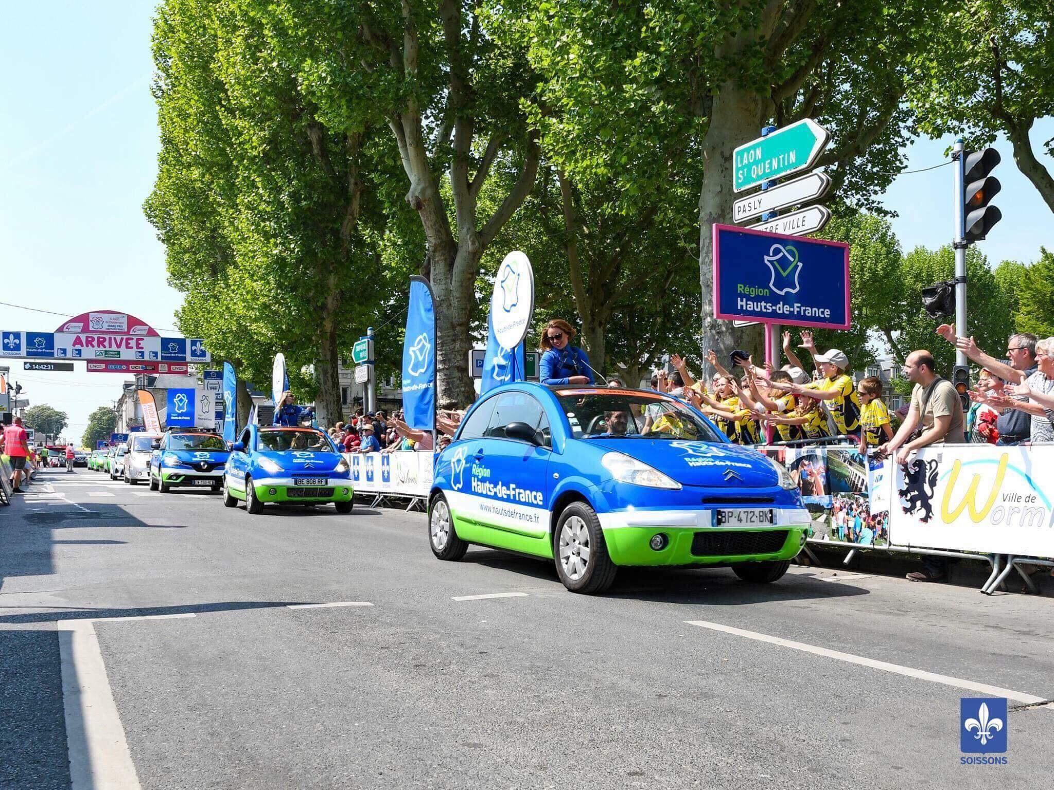 Promotion de la Région Hauts-de-France